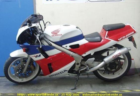 1989 VFR 400 R