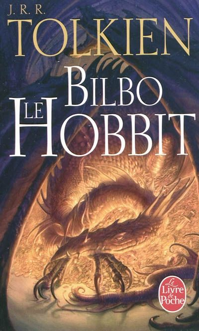 CDI Notre-Dame - Ensemble scolaire Notre-Dame/St Sigisbert - Bilbo le Hobbit, de J.R.R Tolkien, Livre de poche