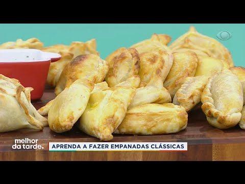 Aprenda A Fazer Empanadas Classicas Youtube Empanadas Ideias