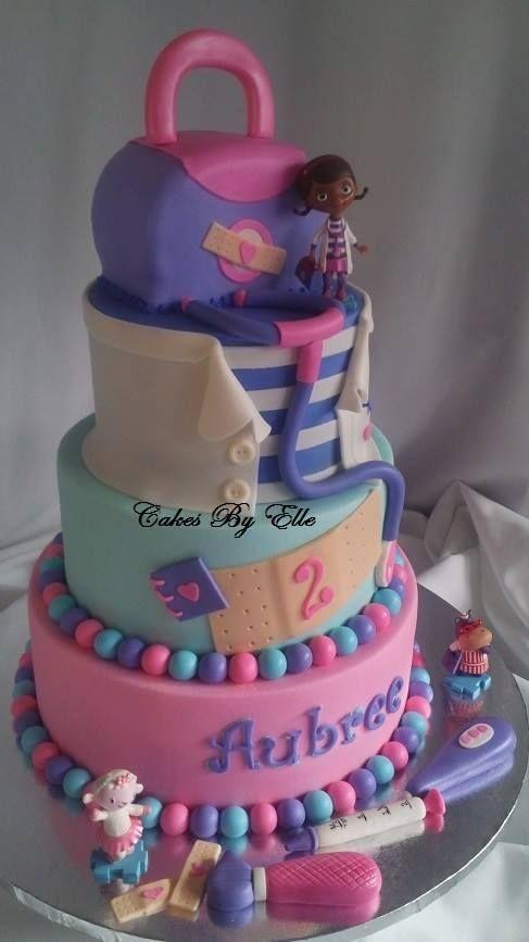 Doc Mcstuffin — Birthday Cakes