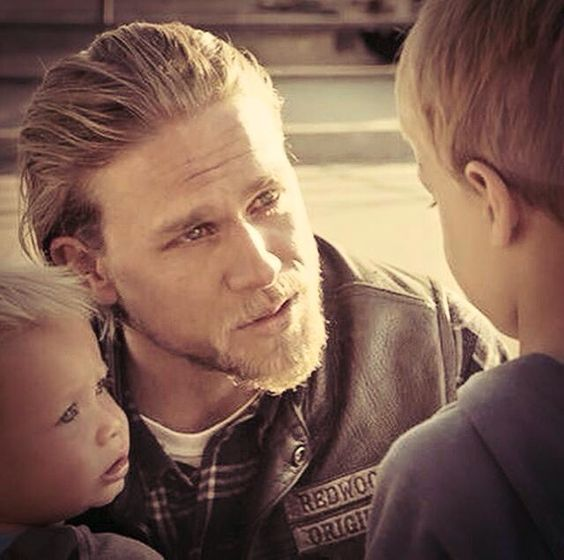 """For all you SOA fans """"who balled their eyes out"""" I know I sure did"""