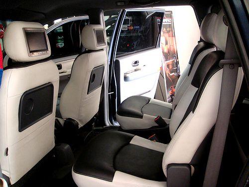 Hyundai Trajet Modified Hyundai Car Seats Photo Galleries