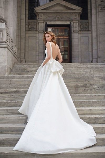 Monique Lhuillier Bliss Spring 2019 Bl19102 Wedding Dress Trends