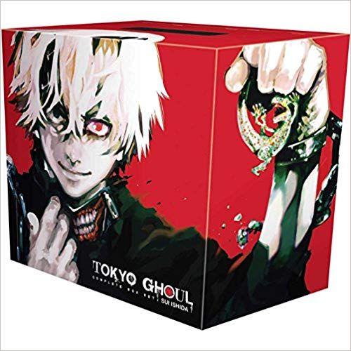 Pdf Download Tokyo Ghoul Complete Box Set Includes Vols 1 14 With Premium Free Epub Manga Box Sets Tokyo Ghoul Tokyo Ghoul Manga