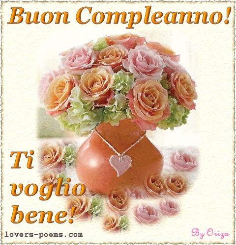 Immagini Di Buon Compleanno Amica Mia Con Auguri Amica Mia Tvb