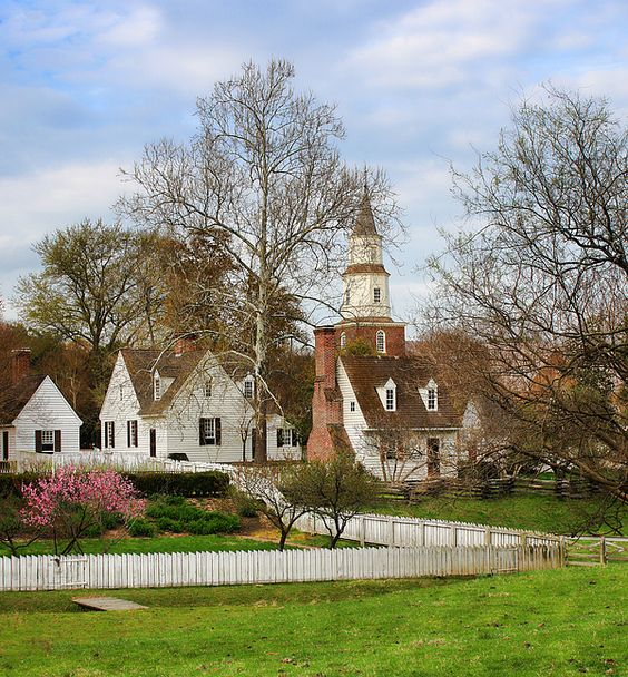 Williamsburg Virginia by Olahs Photography: