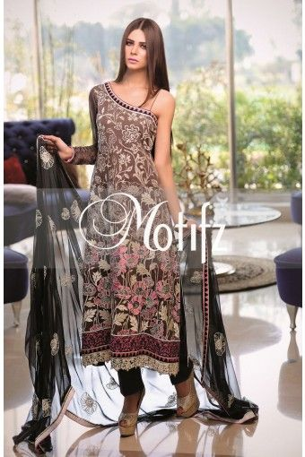 MOTIFZ PRODUCT: MWU00692-MINK, RETIAL PRICE: 5290, ITEM TYPE: EMBROIDERED LAWN