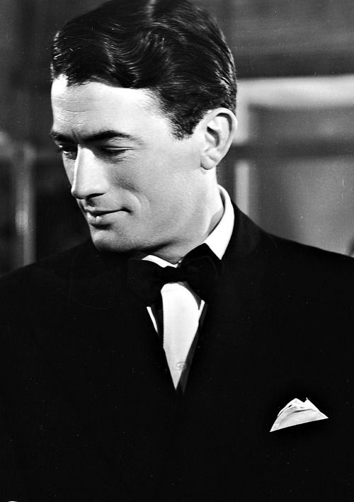 Gregory Peck! Cuz he was amazing in every why.