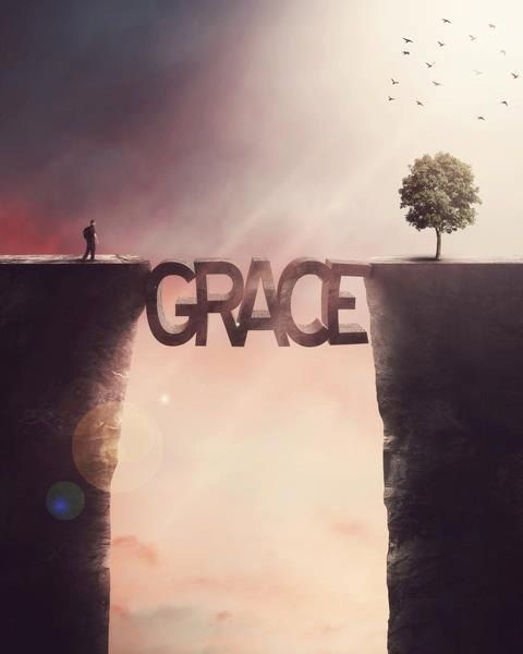 The Bridge of Grace // Art Print // https://www.etsy.com/listing/167902047/the-bridge-of-grace-art-print-christian?ref=shop_home_active  $18: