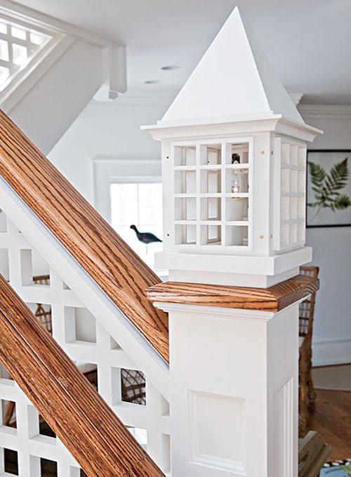 Lighting Basement Washroom Stairs: Posts, House Of Turquoise And Beach Houses On Pinterest