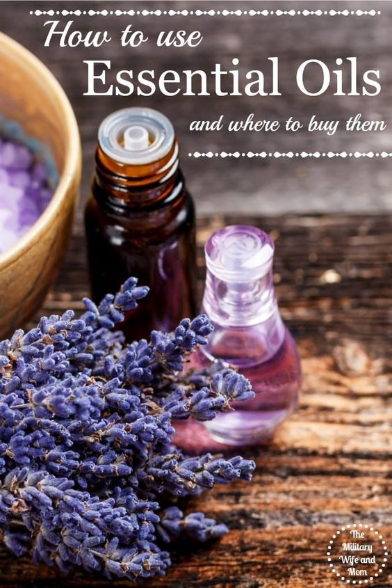 Wondering how to use essential oils or get started with them? Here's a super-easy step-by-step! So helpful!
