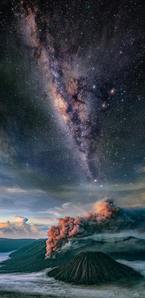 Samsung Galaxy Note8 Background With Picture Of Galaxies Over Mountains Hd Wallpapers Wallpapers Download High Resolution Wallpapers Earth Pictures Milky Way Nature Travel