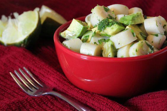 Palm Salad   Food   Pinterest   Hearts Of Palms, Hearts Of Palm Salad ...