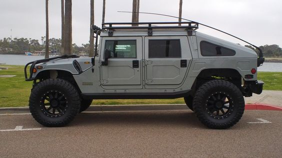Hummer H1 Alpha... Ive wanted one for a long time!