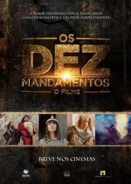 Os Dez Mandamentos: O Filme - Drama, São Paulo - Cinema - Guia UOL