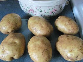 JOURNEYS OF JOY: Homemade Scallop Potatoes