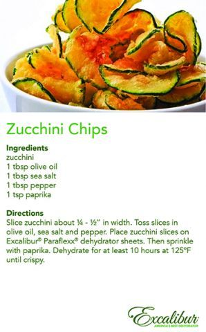 Old #Farmer's Day is today, Oct. 12, 2014 - Enjoy the #Fall #Harvest with Zucchini Chips & Excalibur Dehydrators!