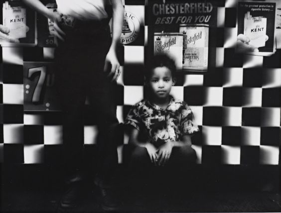 William Klein, Candy Store, Amsterdam Avenue, NY, 1955