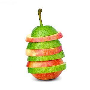 Apple/Pear Slice Stack