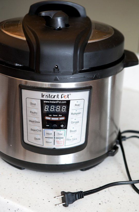 How To Clean an Instant Pot Pressure Cooker — Cleaning Lessons from The Kitchn | The Kitchn