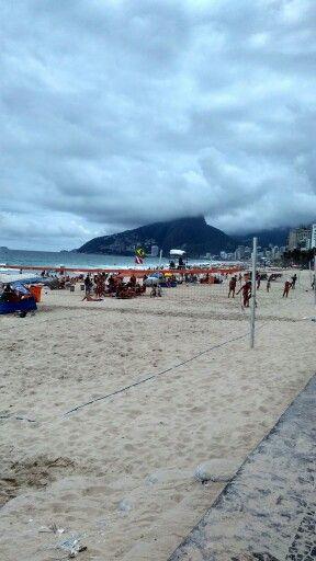 Praia de Ipanema - Rio de Janeiro - Brazil