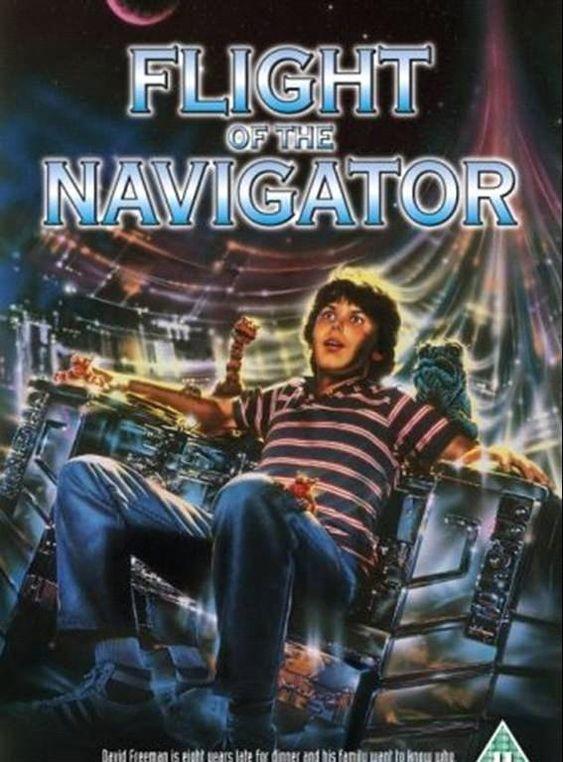 Flight of the Navigator.