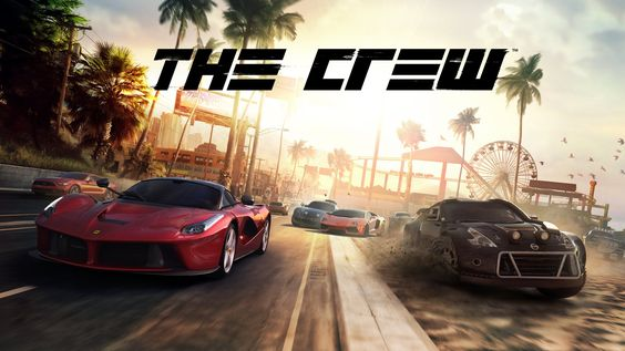 The Crew Free Game in Uplay