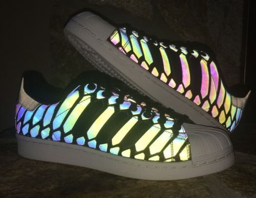 Adidas Superstar Reflective Stripes potassiumstore.co.uk 895fe3738
