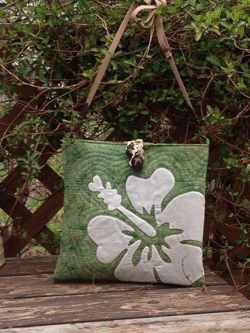 Bolsos de patchwork - Actividades DIY, bolso de patchwork