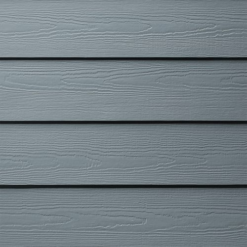 James Hardie 6 25 In X 144 In Colorplus Hz5 Hardieplank Boothbay Blue Cedarmill Lap Siding Lowes Com In 2020 Lap Siding Hardie Plank Hardie Siding