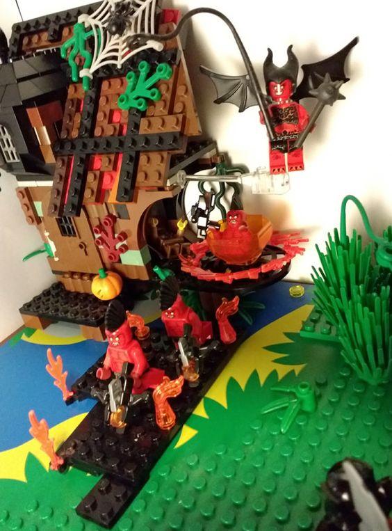 Forum Battles: Demons at Dauerdale! (Turn 1), by sahasrahla