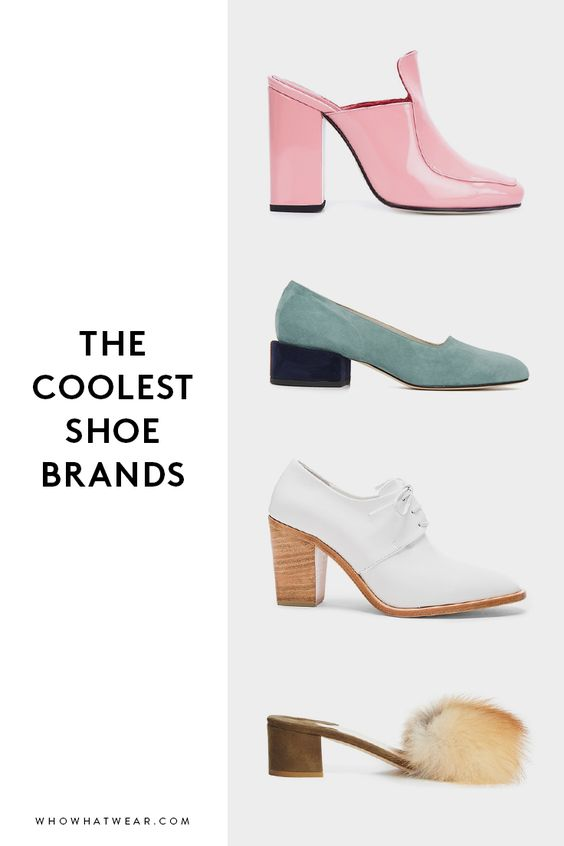 Where cool fashion girls shop for shoes.