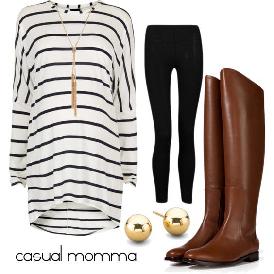 """""""casual momma"""" by sarrc on Polyvore"""