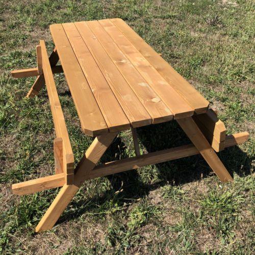 Picknicktisch 175 Cm Festzeltgarnitur Gartentisch Gartenbank