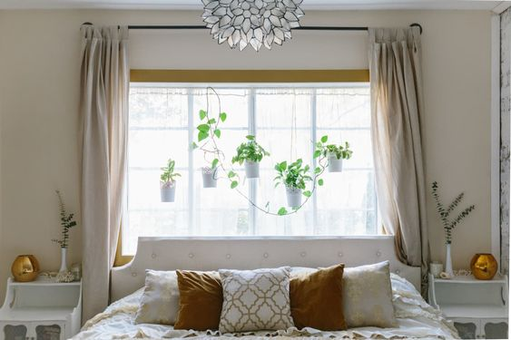 Unexpected Ways to Decorate with Plants and Flowers | Apartment Therapy