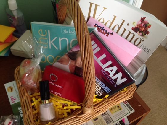 Wedding Planning Gift Basket : Wedding Planning Gift basket. The Wedding Book (Wedding Bible-so you ...
