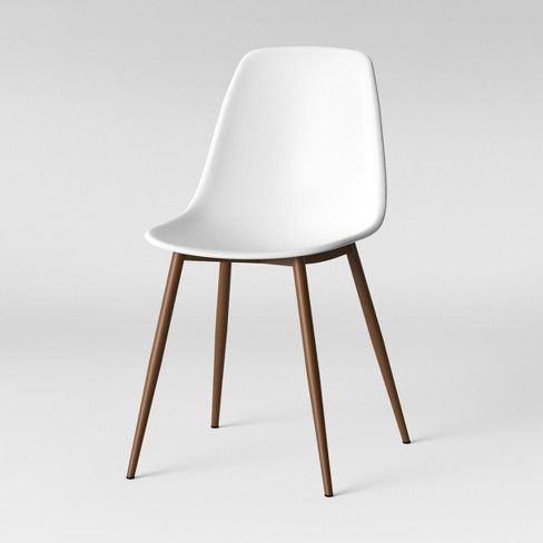 Fabulous Project 62 Copley Plastic Dining Chair Project 62 Pdx Short Links Chair Design For Home Short Linksinfo