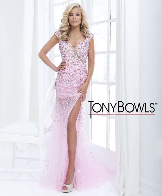 Tony Bowls Le Gala » Style No. 114505 » Tony Bowls   TONY BOWLS ...