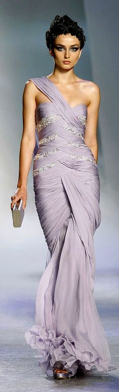 lavender evening gown - Lovely LAVENDER - Pinterest - Lavender ...