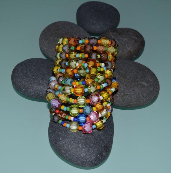 Gypsy Bracelet. www.cecymertopdesign.com