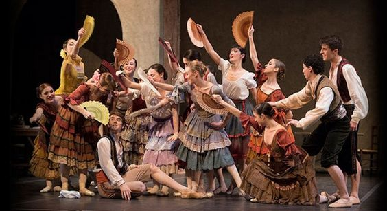 Don Quijote — Danza.es