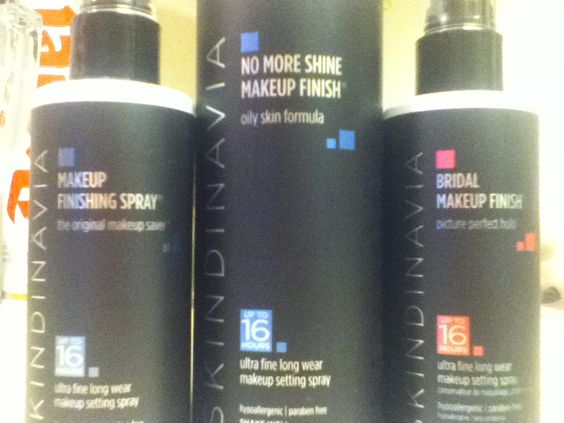 some of THE BEST makeup setting sprays out there! :) ~EMIly~