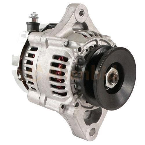 New For Chevy Mini Alternator Denso Street Rod Race 1wire Sbc 8162