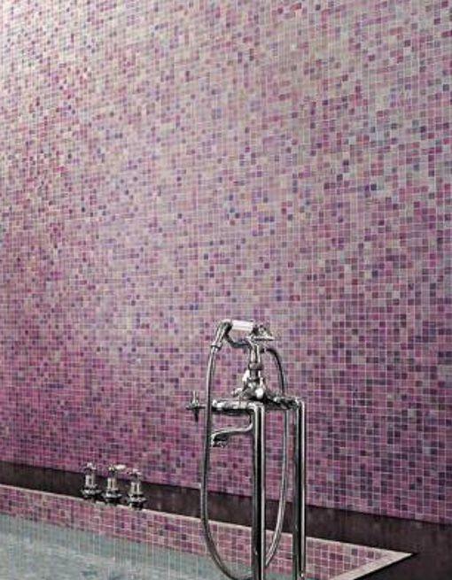 salle de bain girly et chic