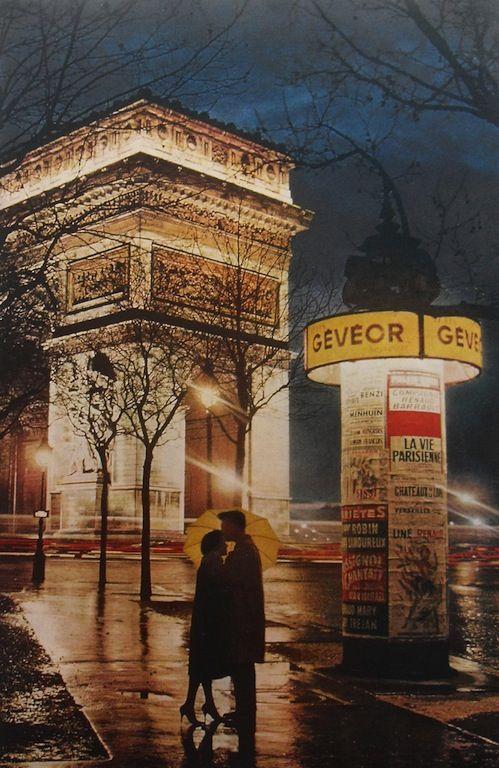 Paris, Fall 2012: Rendez-vous