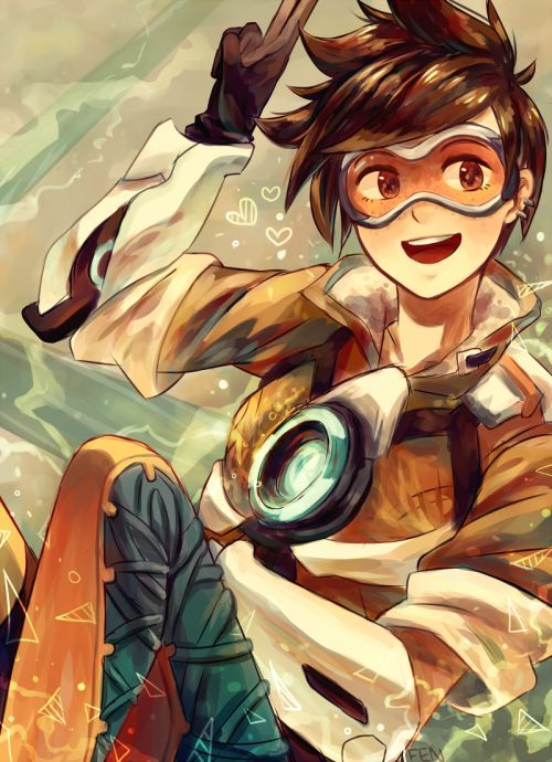 Tracer #tracer #overwatch
