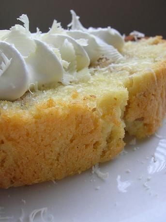 white chocolate irish cream marbled loaf cake