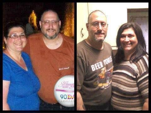 Skinny Fiber is for men and women! This couple is losing weight as a team! Wow, they both look awesome and are showing us Skinny Fiber not only makes you healthier but happier! You can get your partner, loved one or spouse involved as well! So happy to see this transformation! You can do it too  www.mrsmcgraw.skinnybodycare.com