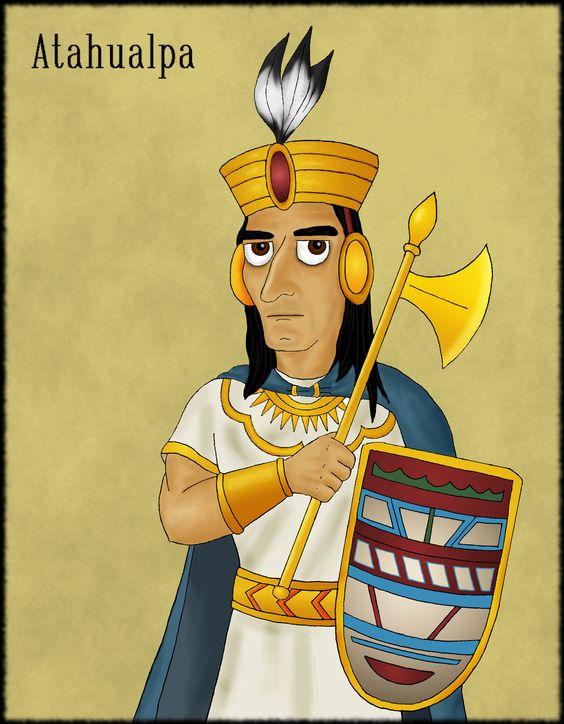 Atahualpa by Rapsag