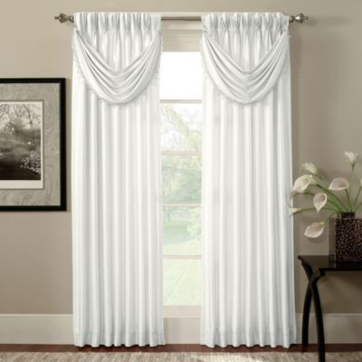 Curtains Ideas bed bath & beyond curtains and drapes : Argentina Pinch Pleat Back Tab Interlined Window Curtain Panels ...